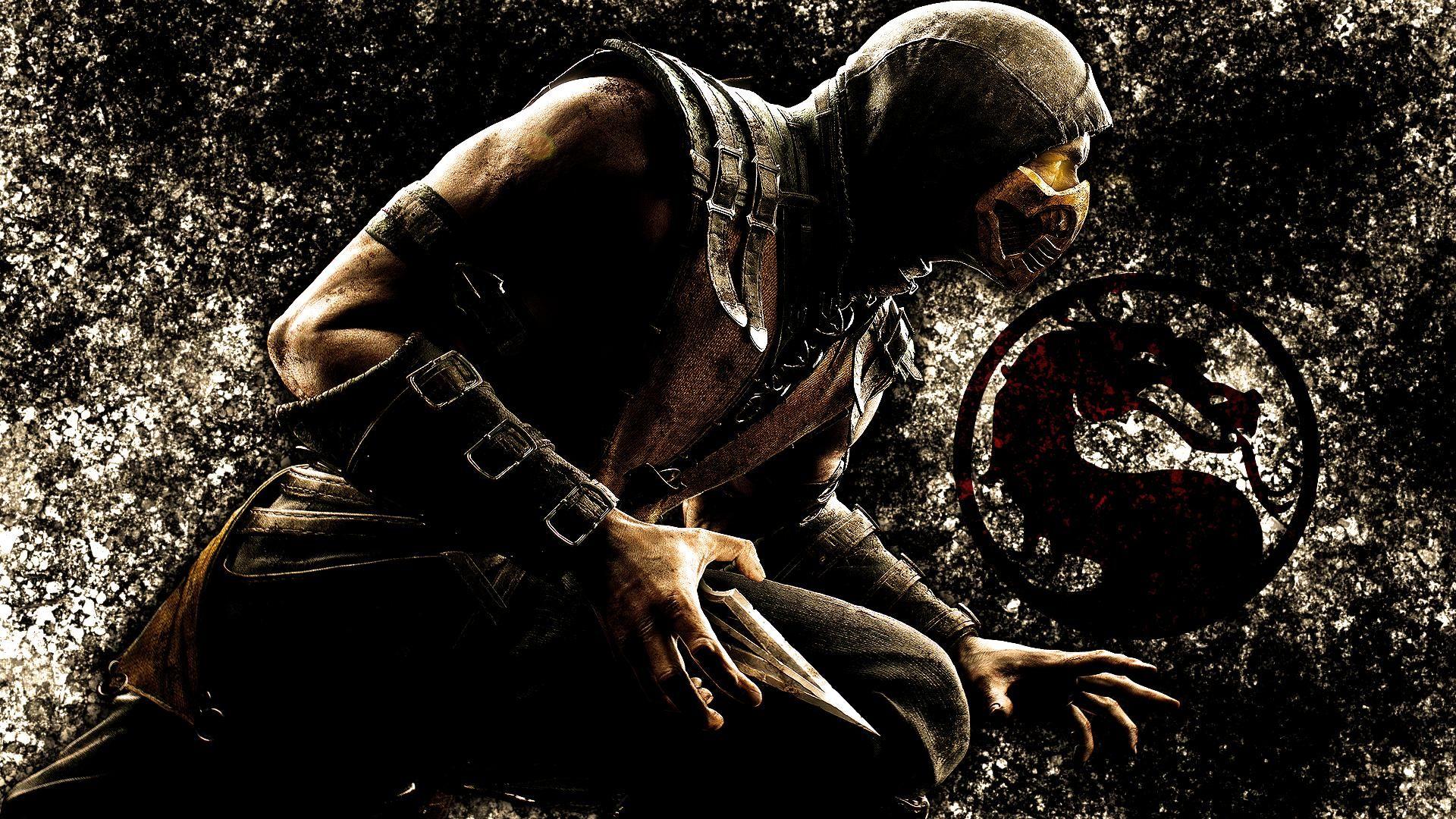 Mortal Kombat X Scorpion Wallpaper - Imgur