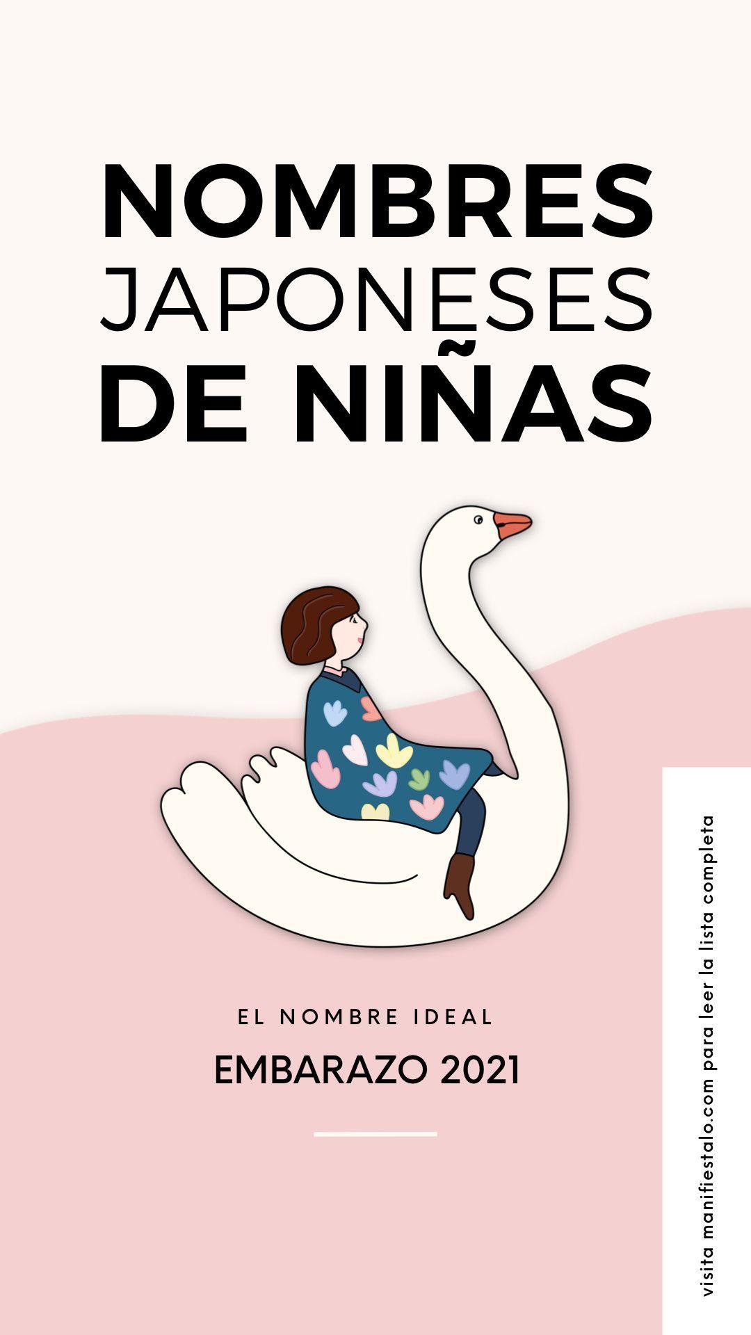 Opciones De Nombres Japoneses Para Niñas Nombres Japoneses Para Niña Nombres Japoneses Nombres De Niñas