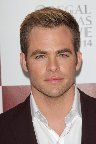 Chris Pine short classic Style for Guys men hairstyle | hairstyles ...