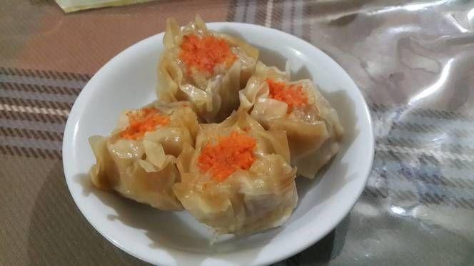 Resep Siomay Ayam Udang Oleh Heryana Resep Resep Resep Masakan Masakan