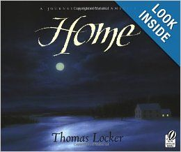 Home: A Journey through America: Thomas Locker: 9780152024529: Amazon.com: Books