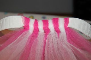 No Sew Tutu Tutorial @Casinda Terry Langseth   if you're still looking for a way to make one. :)