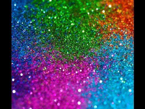 Comment Appliquer Et Faire Tenir Des Paillettes Glitter Hintergrund Bunte Bilder Glitter