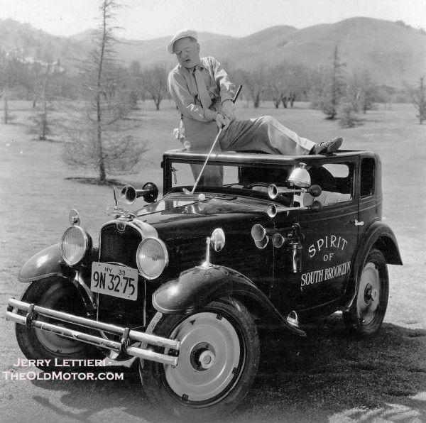 1933 American Bantam Spirit