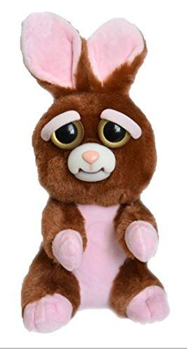William Mark Feisty Pets Bunny Vicky Vicious Pet Bunny Rabbit Plush Cute Bunny