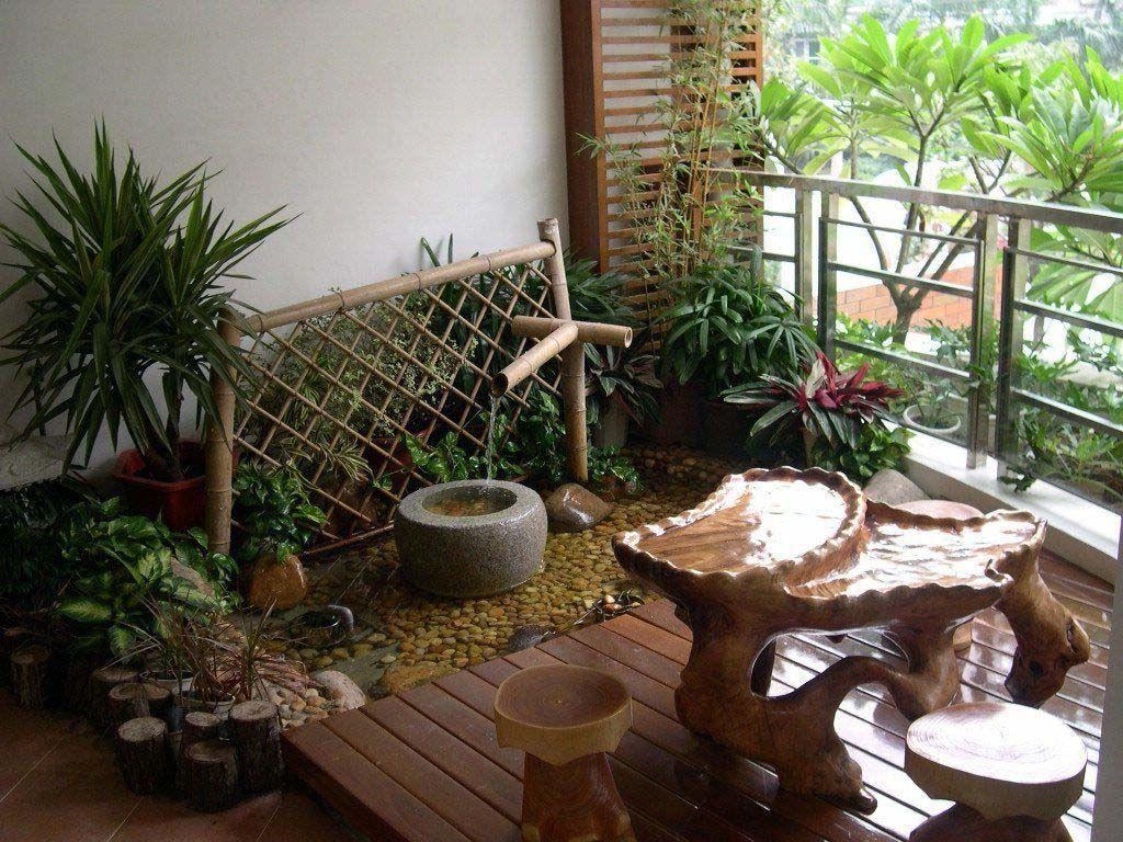 Terrace Garden Design With Suitable Arrangement Ideas | HomesComfort ...