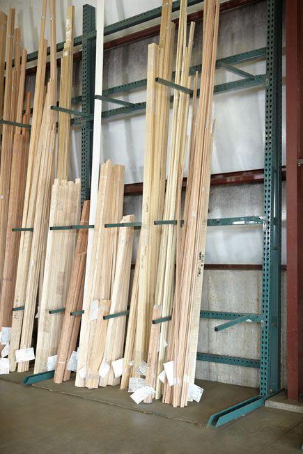 Vertical lumber storage google search lumber storage for Vertical lumber storage rack