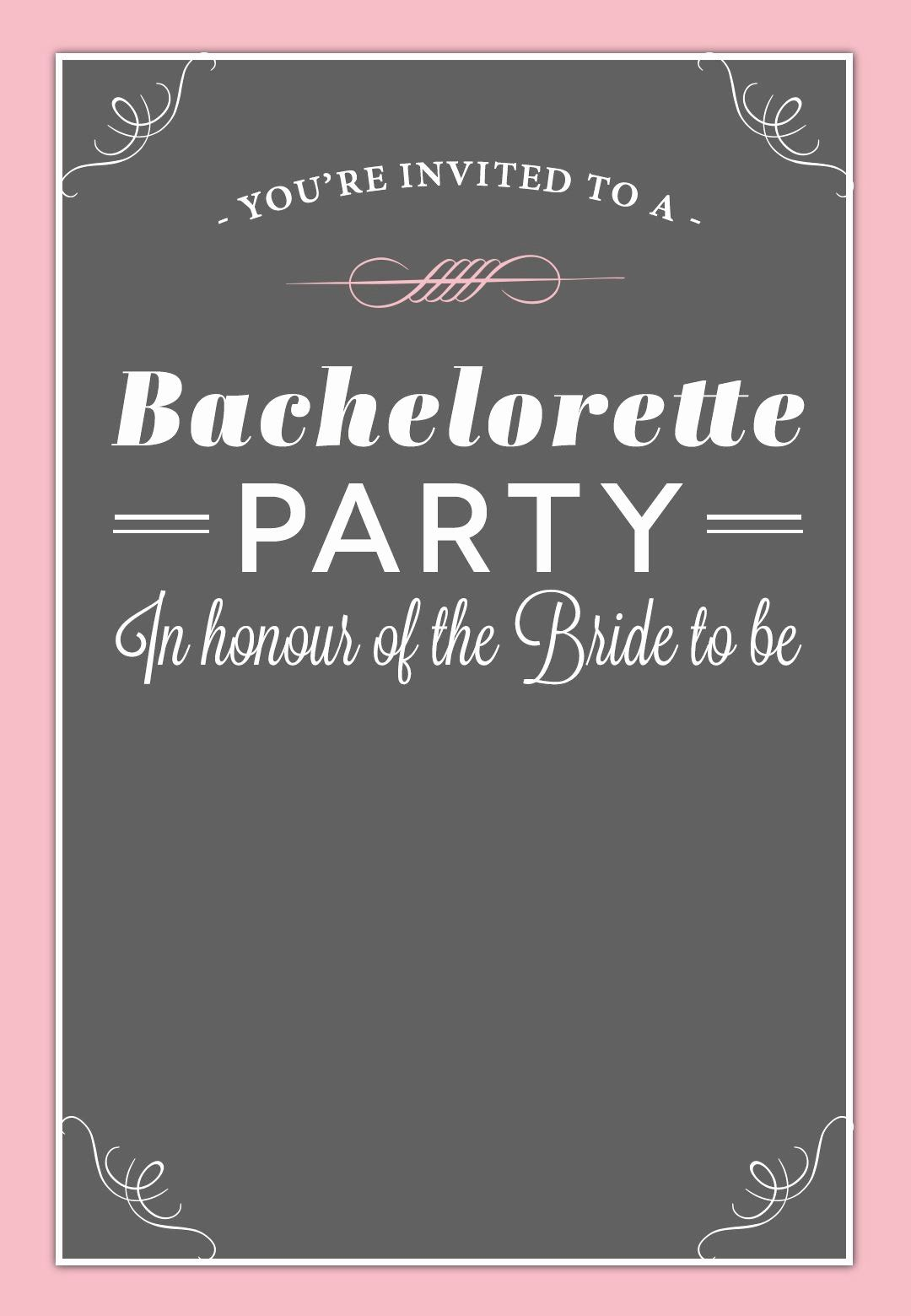 Bachelorette Party Invitations Template Free Fresh Bachelorette Par Free Bachelorette Party Invitations Bachelorette Party Invitations Bachelorette Invitations Bachelorette party invitations template free