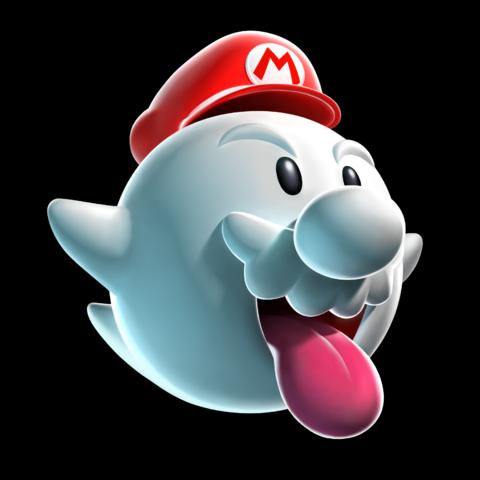 File Boo Mario Super Mario Galaxy 2 Png Video Juego Juegos Videos