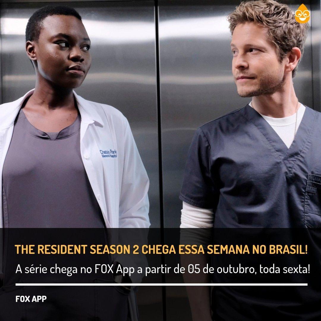 A Fox Anunciou A Data De Estreia Da Segunda Temporada De The