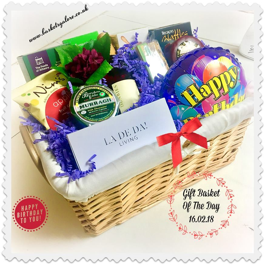 Baskets galores customer gifts gift basket of the day