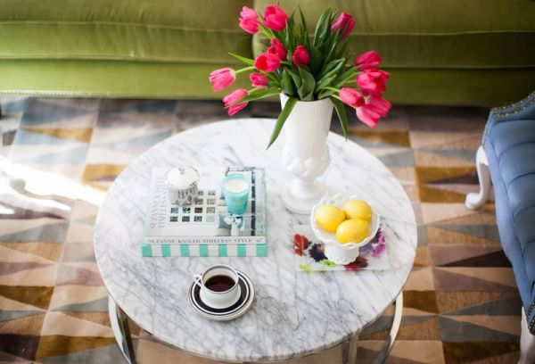 5 Tips On How To Style A Coffee Table Coffee Table Accessories