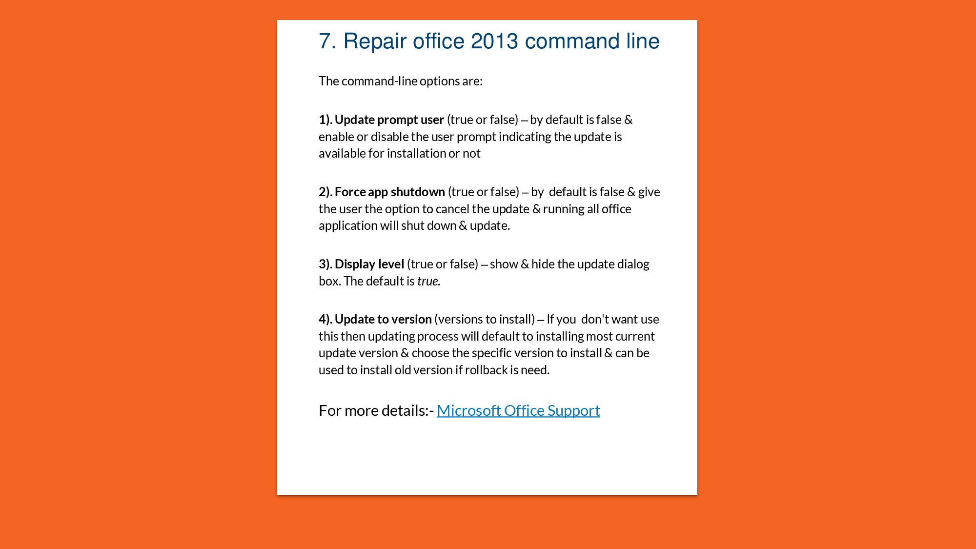 Pin by john wick on common problems related to MS Offices
