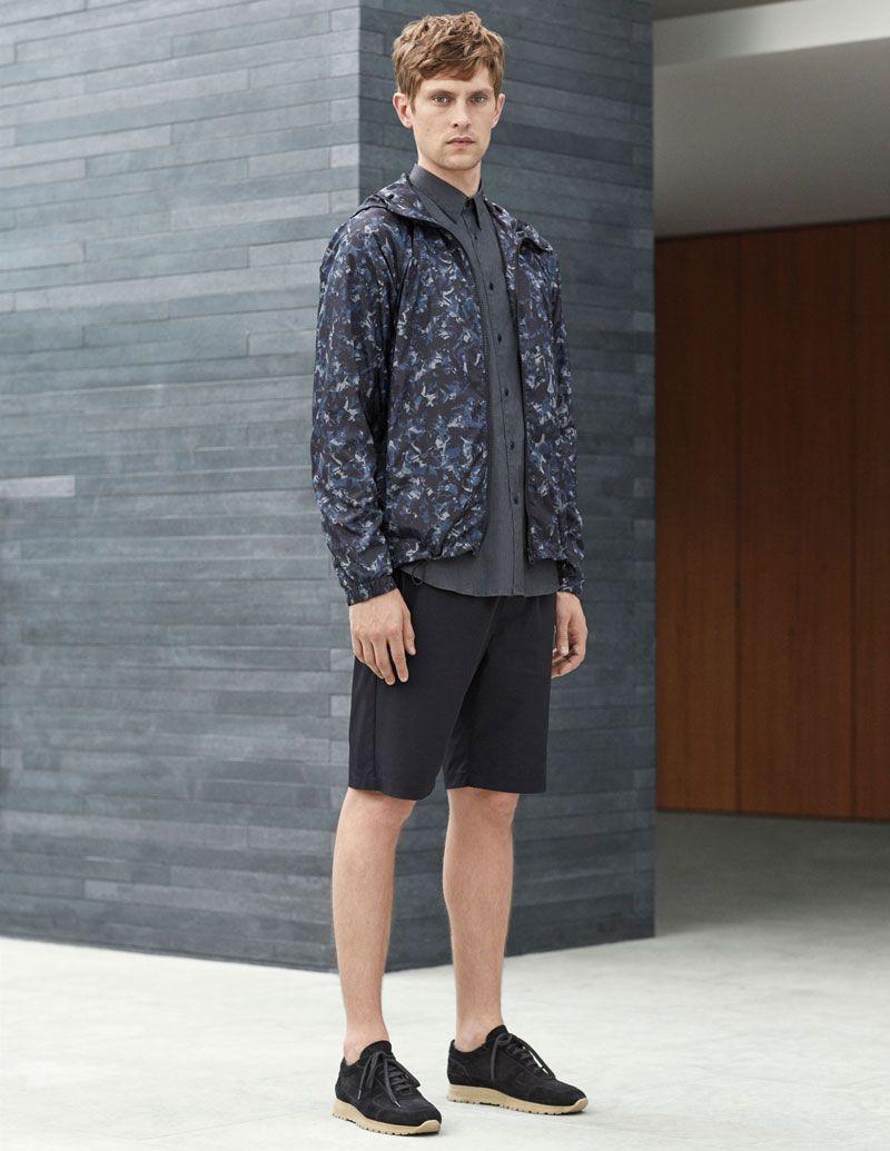Theory Spring Summer 2015 Primavera Verano #Menswear #Trends #Tendencias #Moda Hombre  -  F.Y!