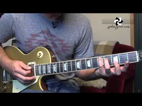 How to play All Right Now by Free (Rock Guitar Lesson SB-316) - YouTube