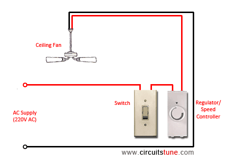 Wiring A Ceiling Light With 9 Wires
