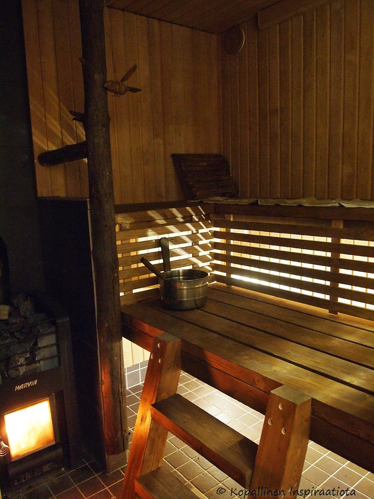 sauna - spa - decoration