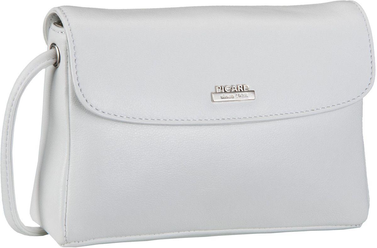 Handtasche Really Abendtasche Creme (innen: Beige) Picard 2dfsnY