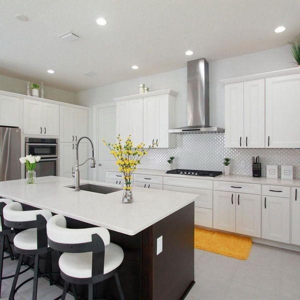 Newest Kitchen Design Trends 2021 in 2020 | Modern kitchen ...