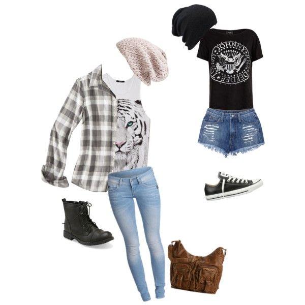 Soft Grunge Summer Outfits A Fashion