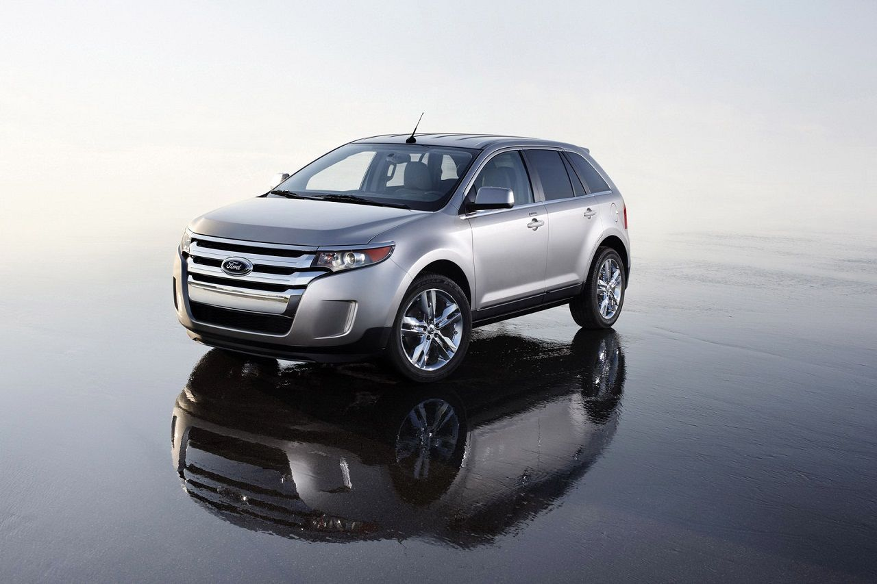 This Is My New  Ford Edge Its Such A Good Car And Its Really