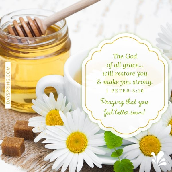 Get Well Scripture Quotes: Get Well Soon Quotes, Get