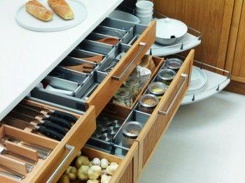 divisoria para gavetas cozinha - Pesquisa Google