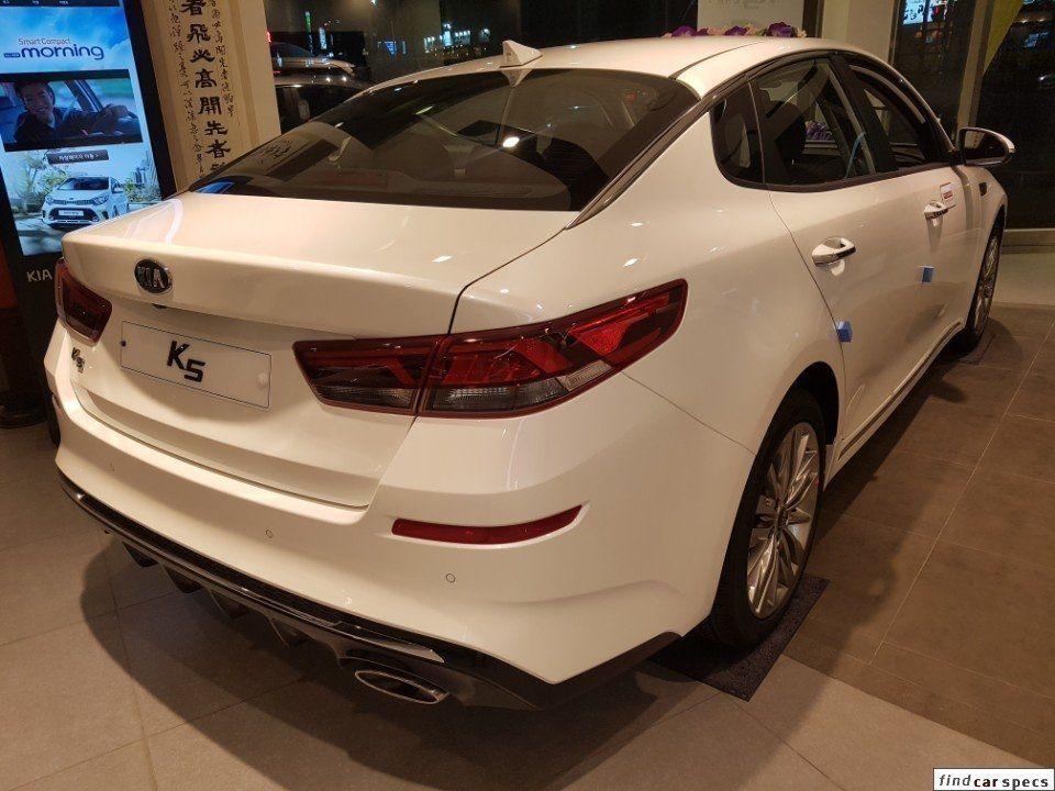 Kia Optima / Optima IV (Facelift 2018) 2.0 GDI (192