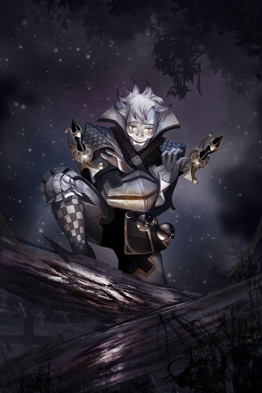 ArtStation illust 5, Lee Do Kyung Character design