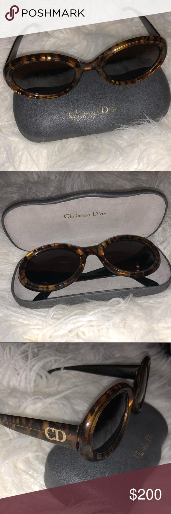 6286c7fdf844 Vintage Christian Dior Sunglasses Beautiful Vintage Dior Sunglasses. In  perfect condition