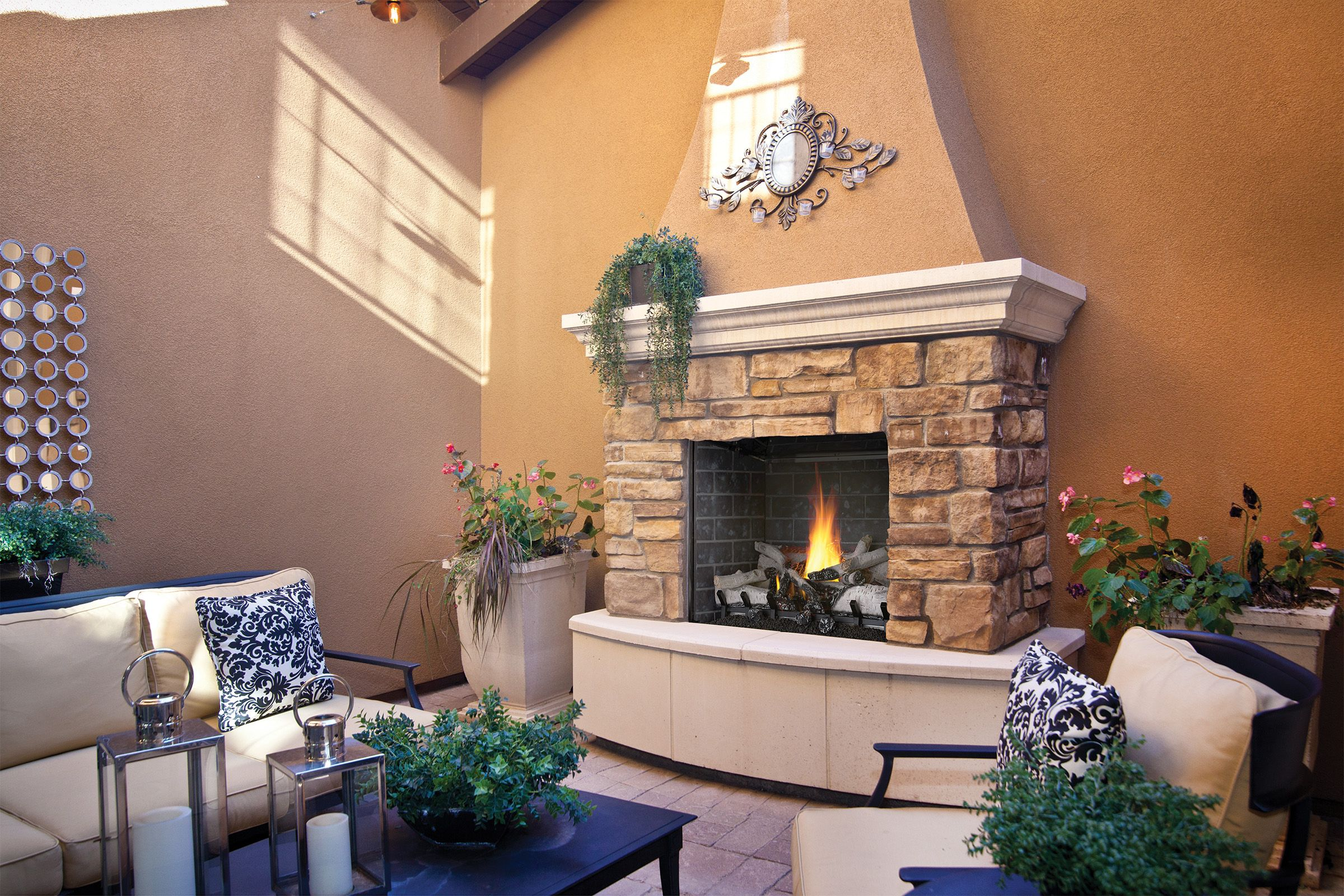 With the New Napoleon Riverside™ 36 Clean Face, you can ... on Riverside Outdoor Living id=41574
