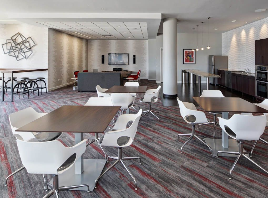 Pin by 4orm Studio on Hospitality + Public Space Chicago