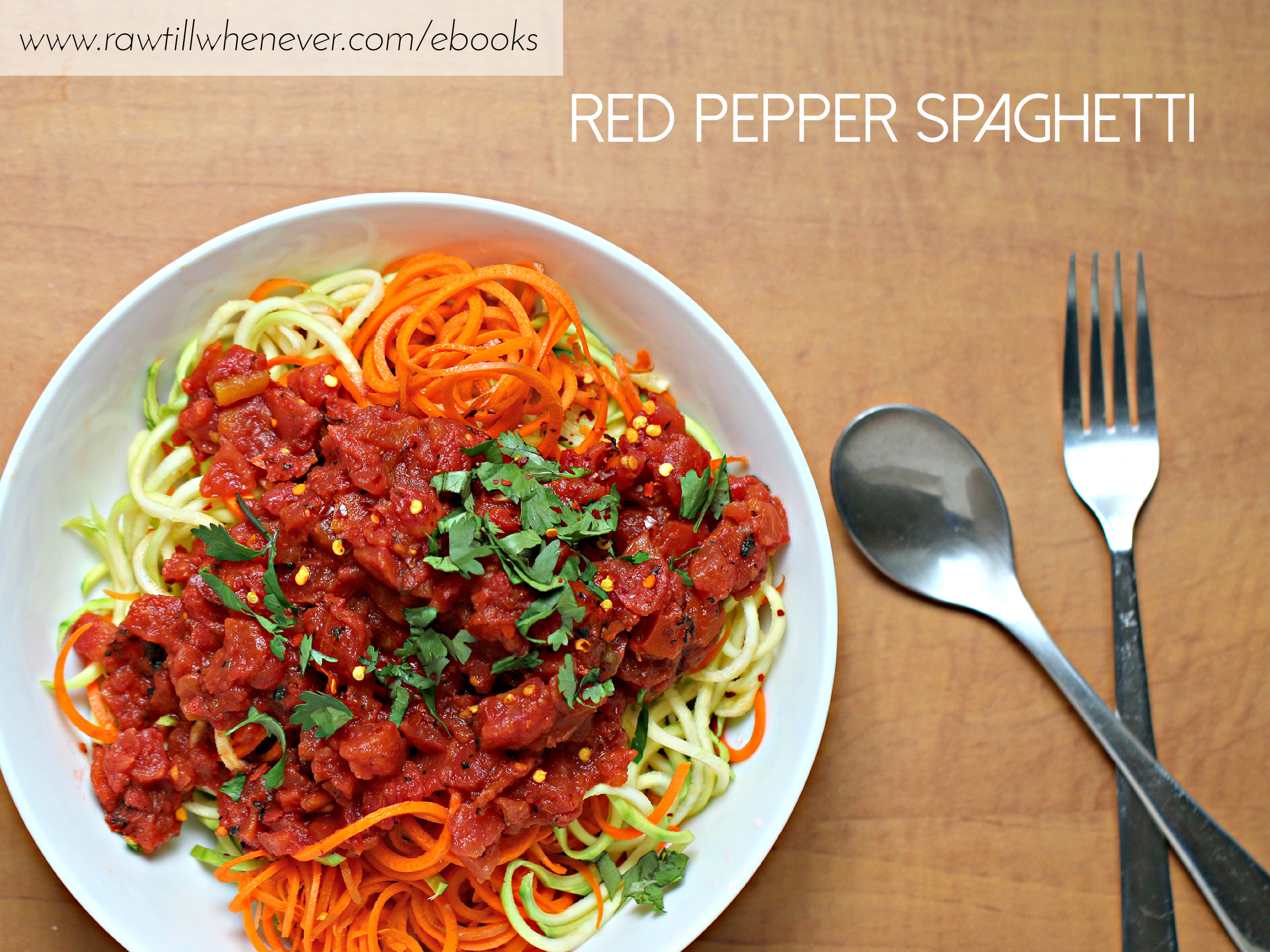 Red pepper spaghetti recipe featured from my raw vegan recipe book red pepper spaghetti recipe featured from my raw vegan recipe book ilikeitraw forumfinder Gallery