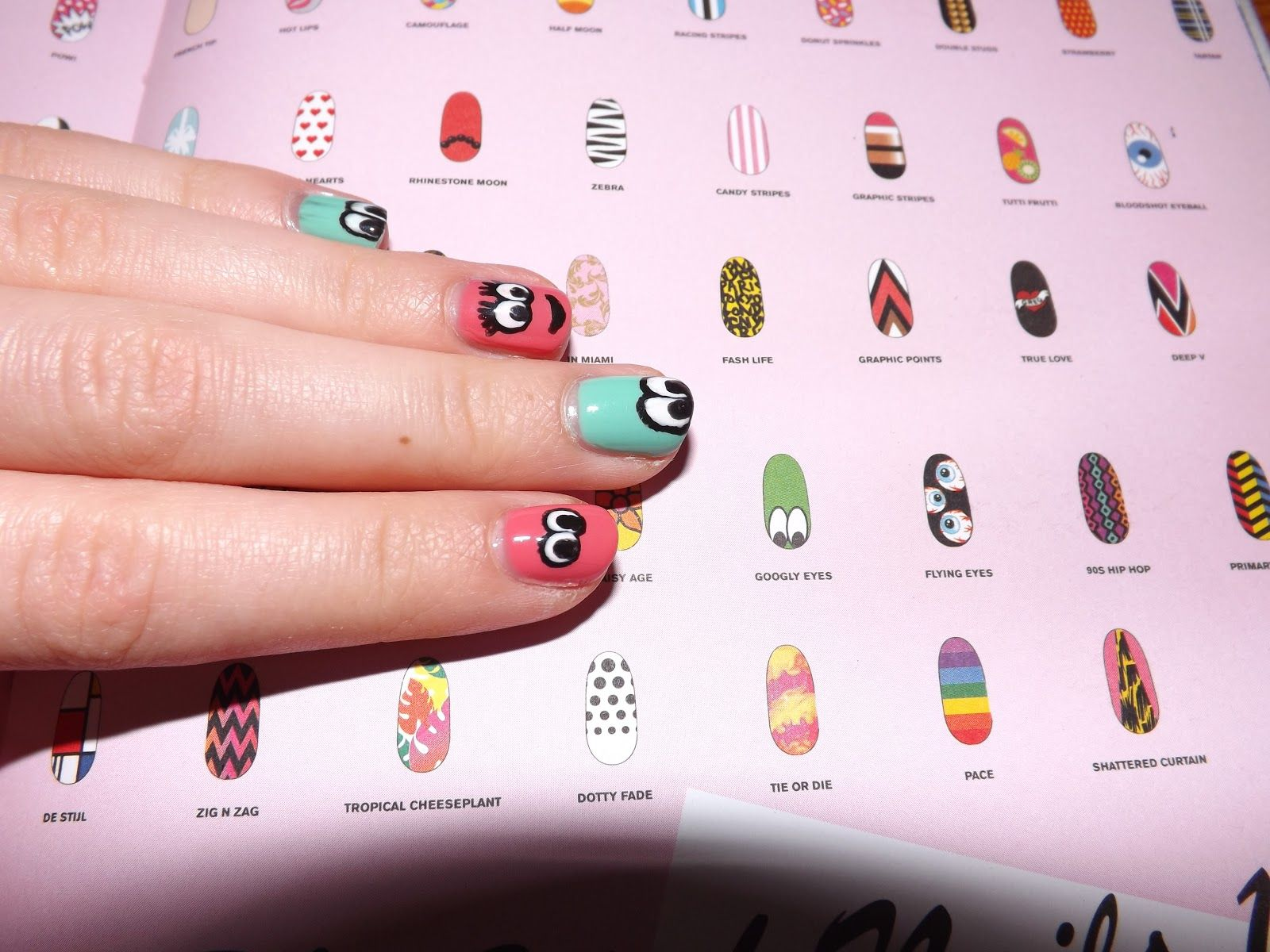 Famous Nail Designs Step By Step Guide Images - Nail Art Ideas ...
