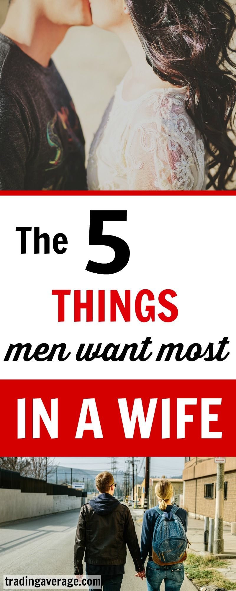 What men want in wife