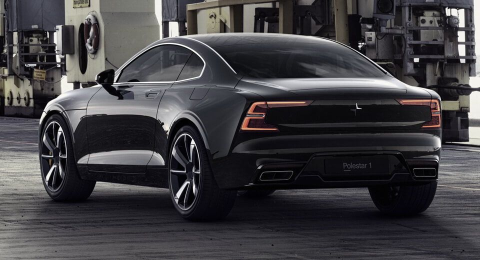 Polestar To Spearhead Volvo S Ev Strategy With Tesla Model 3 Rival In 2019 Carscoops Volvo Pole Star New Cars