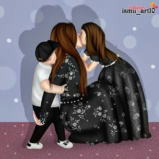 Pin De Ajgul Em My Daughter My Son Mae E Filha Desenho Imagem De Mae Mae E Filha