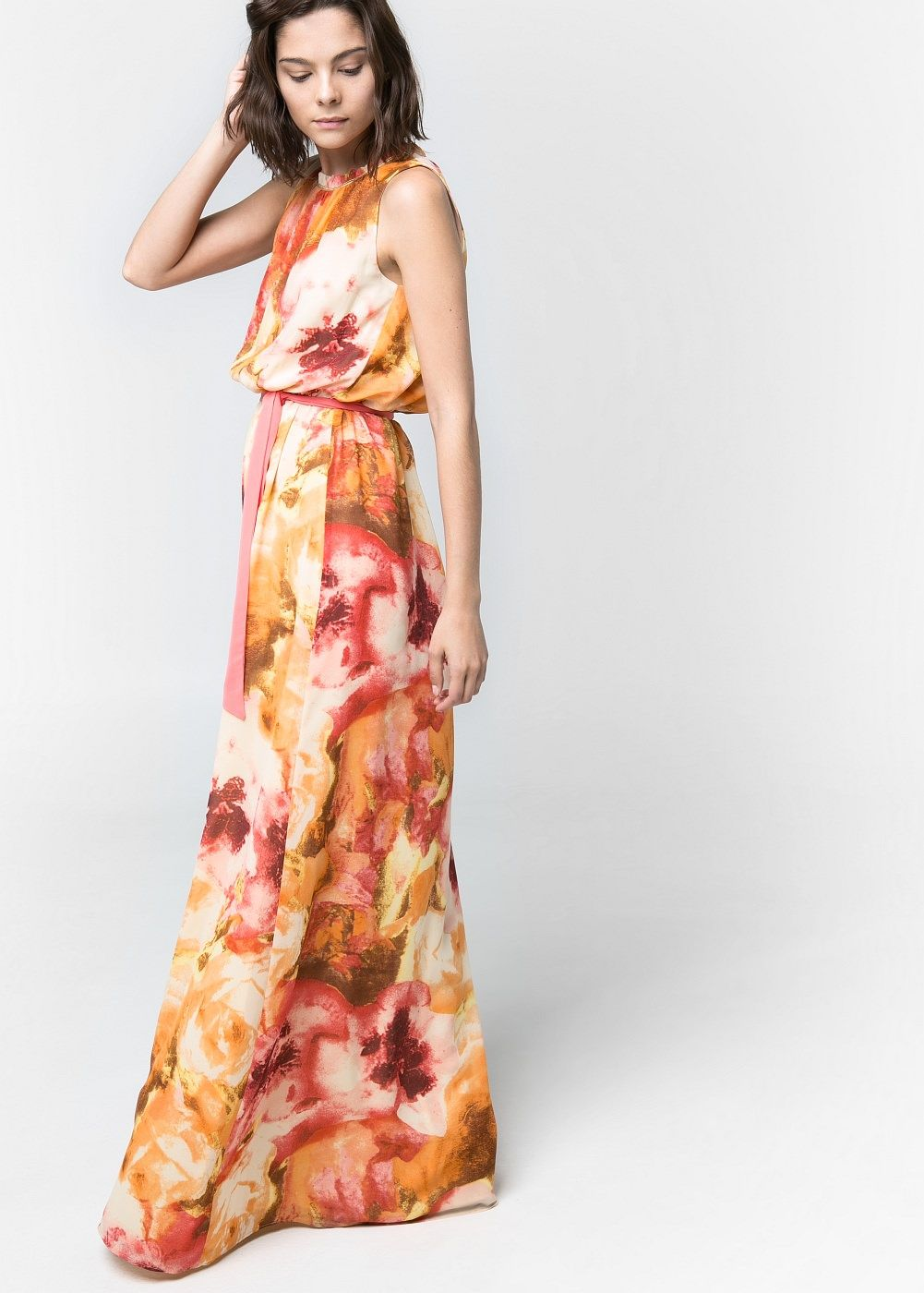 Floral gown - Women