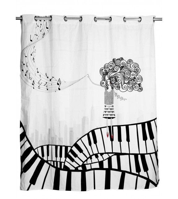 Cortinas de ba o cortinas de ba o originales cortinas de ba os vintage cortinas de ba o - Cortinas de bano de diseno ...