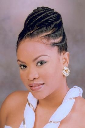 Wedding Twist Cornrows You Must Try Black Natural Hair