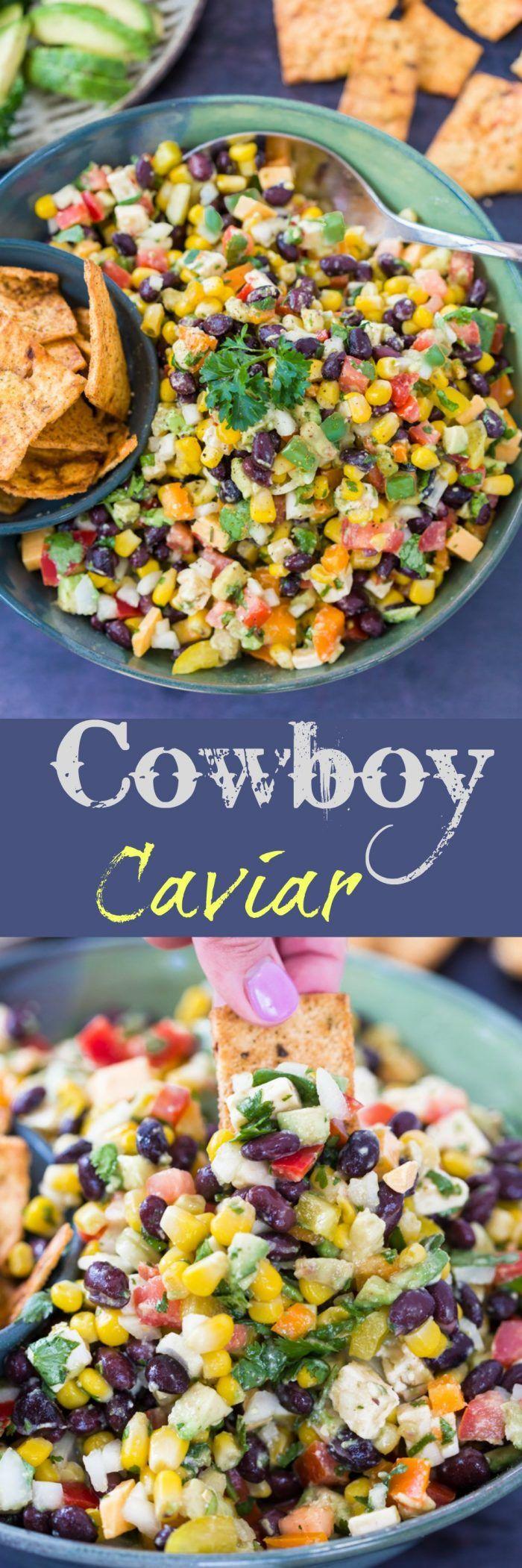Cowboy Caviar - The Cozy Cook