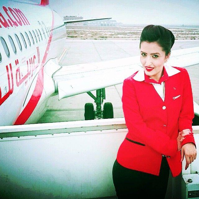 Air Arabia stewardess PPranita Sharma @pranita007 Instagram photo - air canada flight attendant sample resume