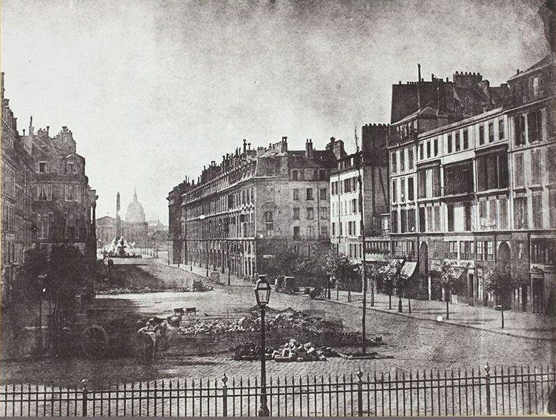Les Anciennes Rues De Paris Rue Royale 8 Me Arrondissement Vieux Paris Paris Rue De Paris