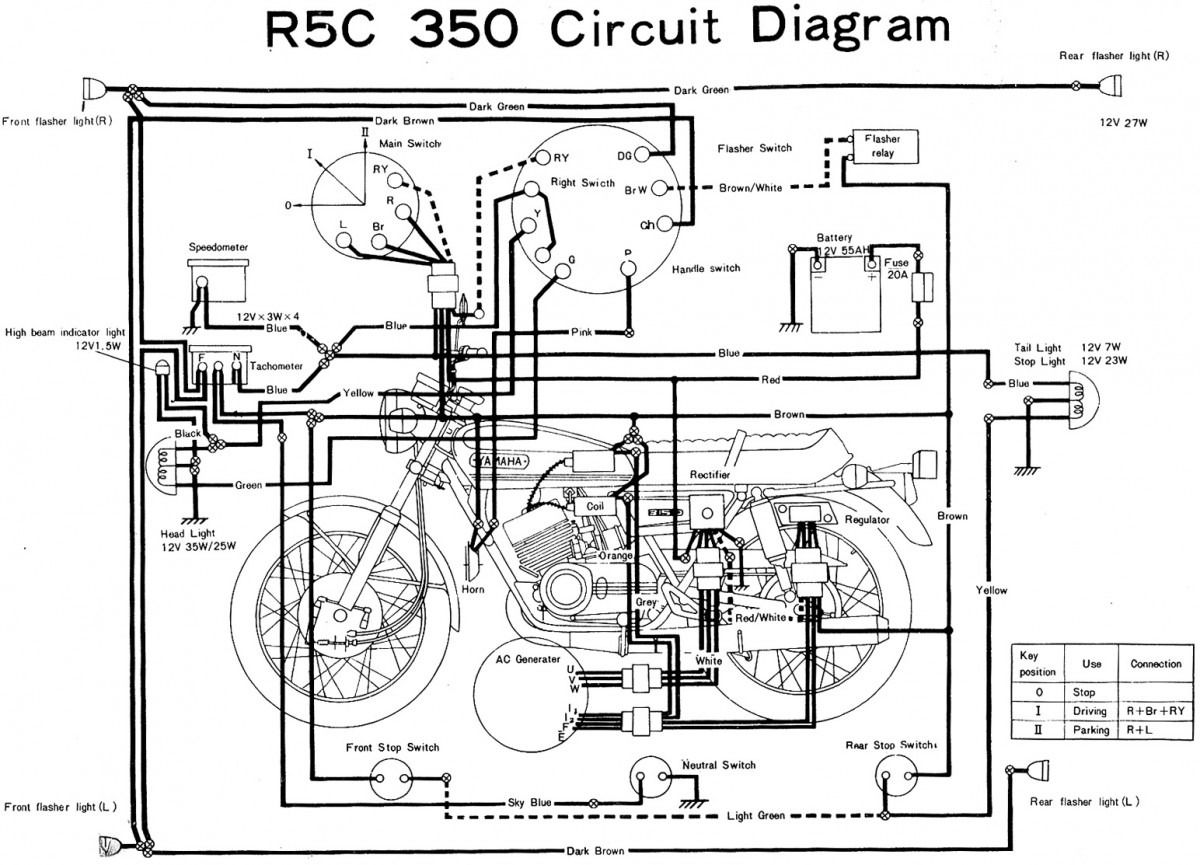 Wrg Motorcycle Wiring Diagrams For Dummies