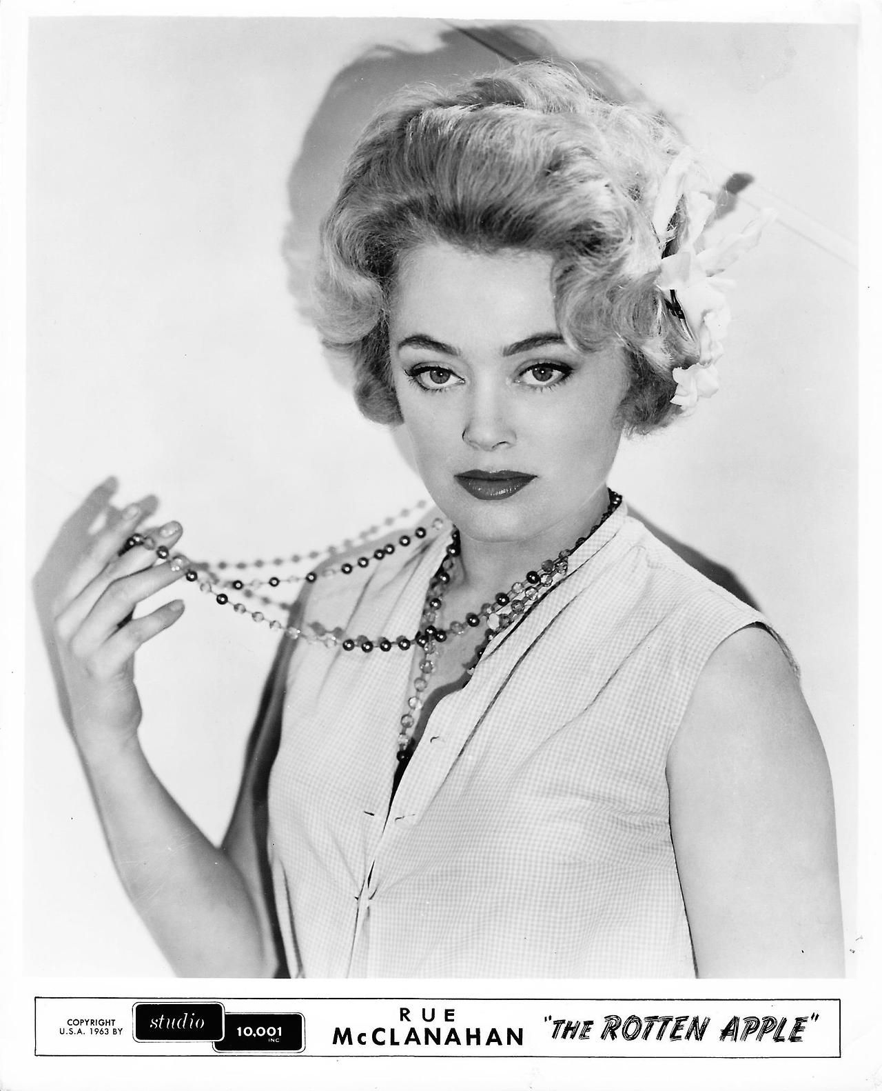 rue mcclanahan | old hollywood vintage photos | rue