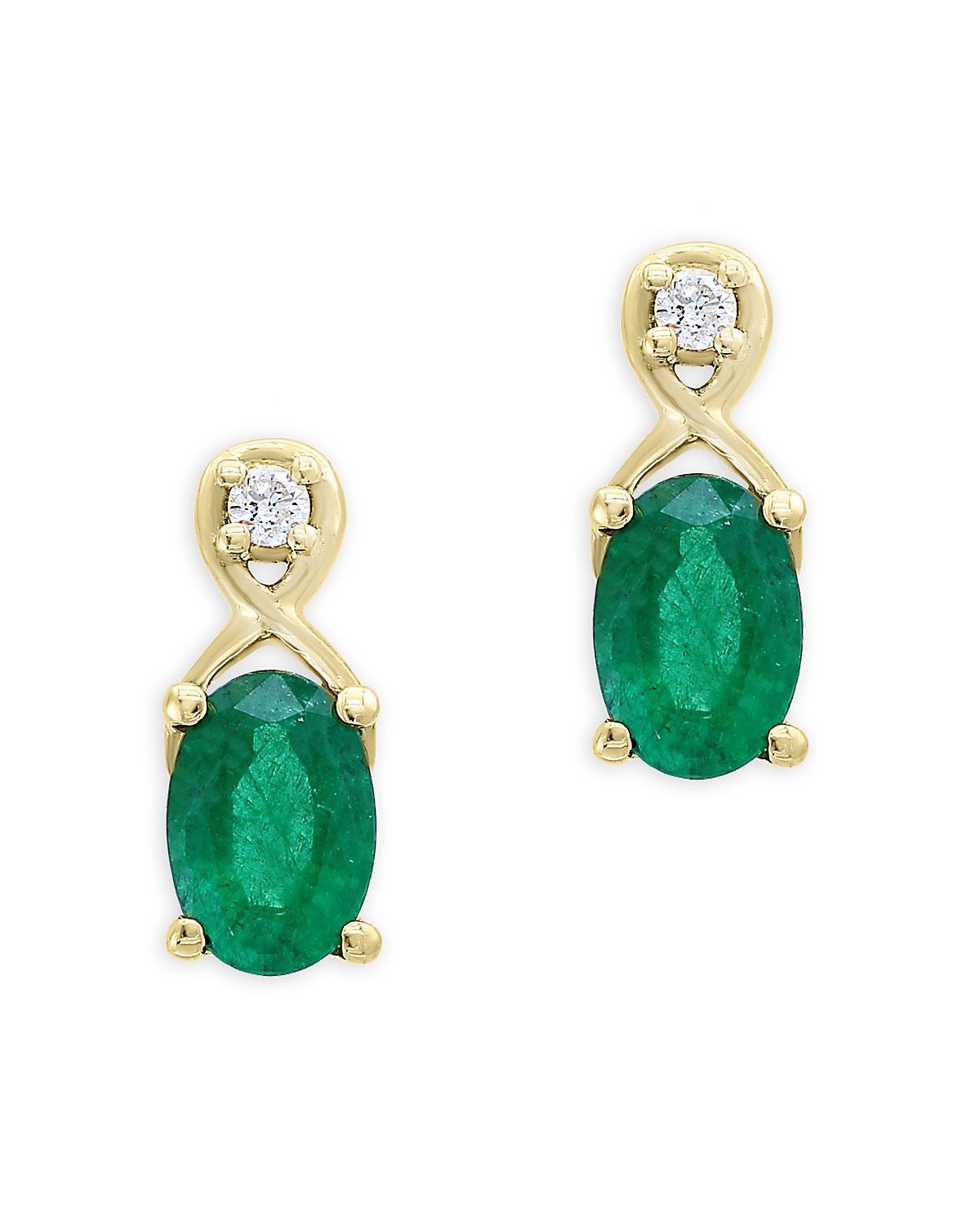 173Jb He went to Jared Pinterest Drop earrings Emeralds and