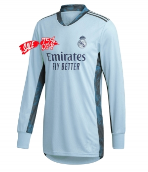 2020 21 Goalie Jersey Real Madrid Home Ls Replica Soccer Shirt 2020 21 Goalie Jersey Real Madrid Home Ls Replica Soccer Shirt