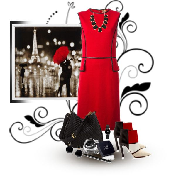 """""""In Love with Paris"""" by kimeaton on Polyvore"""