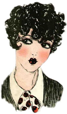 cute girl LOOKS LIKE A HOME PERM maybe a Toni or a Lilt......The old perm names..... I had many of them.  B.