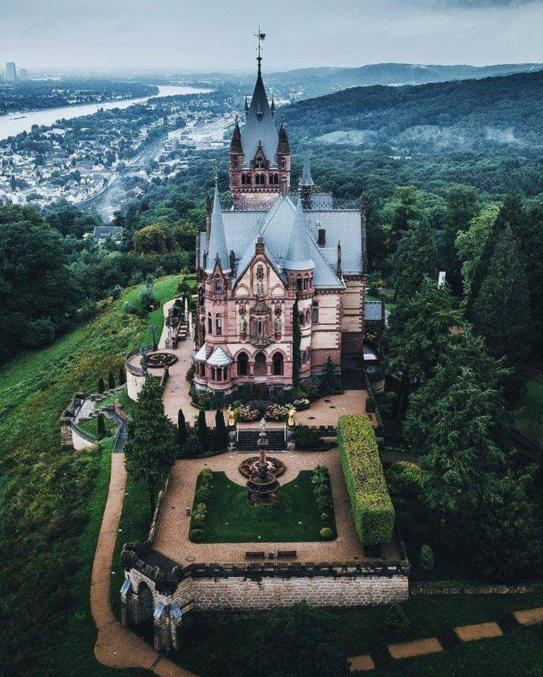 Konigwinter Germany Germany Castles Beautiful Places Beautiful Castles
